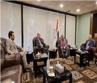 «الإنجيلية» يستقبل مستشار الرئيس الفلسطيني للشئون الدينية