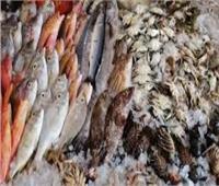 ثبات أسعار الأسماك في سوق العبور الأربعاء 4 أغسطس 2021