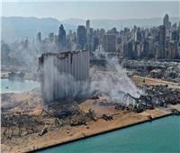 فيديوجراف | «نيترات الأمونيوم».. المادة التي تسببت بانفجار مرفأ بيروت