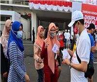 إندونيسيا تتخطى الـ100 وفاة بكورونا