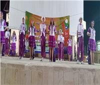 «الحرية للفنون الشعبية» ضمن عروض «صيف بلدنا» في دمياط الجديدة