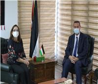 سفيرة كوبا بالقاهرة تؤكد موقف بلادها الداعم للقضية الفلسطينية
