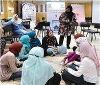 رفع مهارات 24 سيدة على الأشغال اليدوية في «قومي أسيوط»
