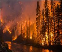 بسبب حرائق الغابات .. «اليونان» تجلي السياح عن المنتجعات