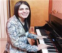 إرادة نجوم | «مريم محسن» عازفة بيانو تقرأ النوتة بأصابعها