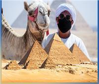 الأهرامات.. عظمة وحضارة وركوب جمال