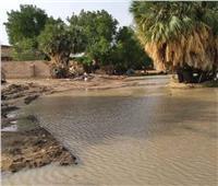 بسبب السيول.. انهيار 1500 منزل و20 مدرسة بمدينة الفاو السودانية