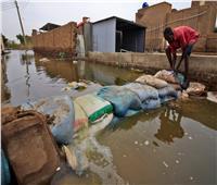نهر النيل في الخرطوم يتجاوز منسوب الفيضان بـ16.64 مترا