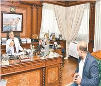 حوار| رئيس هيئة قناة السويس: اطمئنوا.. لا بدائل للمجرى الملاحى المصرى
