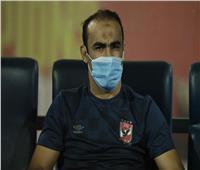 «عبد الحفيظ» يكشف تفاصيل إصابة طاهر محمد طاهر