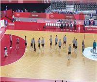 أولمبياد طوكيو| انطلاق مباراة المنتخب الوطني لليد أمام نظيره الفرنسي