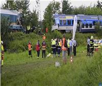تفاصيل جديدة في حادث تصادم قطارين في بلدة ميلافتشي بـ«التشيك» | فيديو