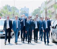 رئيس هيئة الاستثمار يتفقد أعمال تطوير ورفع كفاءة المنطقة الحرة العامة ببورسعيد.. صور