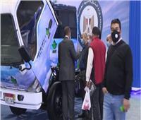 أحمد عبد الرازق: عدد طلبات إحلال السيارات يزيد على الموقع الإلكتروني   فيديو