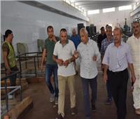 مسئولو «الإسكان» يتفقدون محطات وخطوط الصرف الصحي وطرق القاهرة الجديدة
