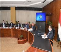 وزير البترول يبحث مع وفد «شيفرون» العالمية خطة عمل الشركة في مصر
