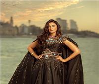 «ايزيس تعود من جديد».. السوبرانو أميرة سليم تتألق في أحدث جلسة تصوير