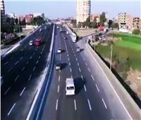 بتكلفة ٦٤ مليون جنيه.. كوبرى الشموت الأعلى على طريق الإسكندرية الزراعي
