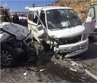 إصابة 17 شخصا في حادثي تصادم بكفر الشيخ