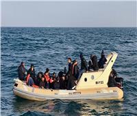 قفزة كبيرة في عدد المهاجرين لبريطانيا عبر المانش