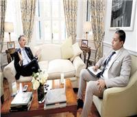 السفير البريطاني: استئناف التفاوض حول سد النهضة في أسرع وقت ضرورة | حوار
