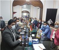 «تنسيقية الأحزاب» تبدأ تدريب أعضائها الجدد وفق برنامج سياسي مكثف | صور