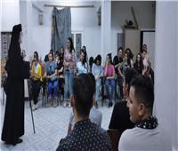 مؤتمر شباب المرحلة الثانوية والجامعية بكنيسة مار جرجس بمنسافيس