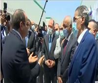 بكري يكشف كواليس لقاء السيسي بالإعلاميين بافتتاح «سايلو فودز»