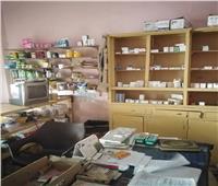 حملات مكثفة علي صيدليات سوهاج..وضبط أدوية مهربة من الخارج