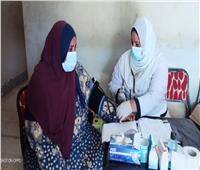 توقيع الكشف الطبي المجاني على 1251 مريضًا في المنوفية| صور