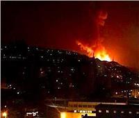 الجيش اللبنانى: تعرض منطقتى الدمشقية والشواكير لغارتين جويتين إسرائيليتين