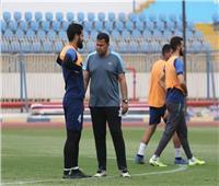 حمد إبراهيم : الإسماعيلي قدم مباراة كبيرة أمام بيراميدز