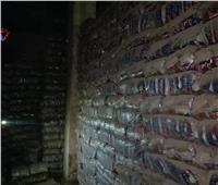 ضبط 93 طن أرز غير صالح للاستخدام الآدمي في أسيوط