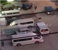 تفريغ كاميرات المراقبة في واقعة انتحار شاب أعلى برج سكني بالمرج