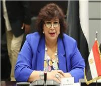 وزيرة الثقافة ناعية «دلال عبد العزيز»: تركت بصمات بارزة في وجدان الجمهور