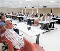 «ولسه هنبنيها»  130 دورة تدريبية لموظفى الأحياء بمركز «سقارة»