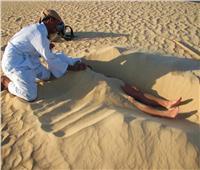 حكايات  هنا شالي القديمة.. رمال مصرية لعلاج التهابات المفاصل والأعصاب