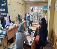 «قومي المرأة» بالبحيرة ينظم دورة تدريبية حول منهجية الإدخار والإقراض الكلاسيكي