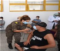 تطعيم أكثر من نصف مليون مواطن تونسي بلقاح كورونا في يوم واحد