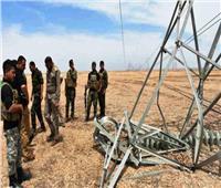 العراق: تفجير أبراج نقل الطاقة الكهربائية في نينوى بعبوات ناسفة