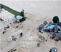 اليابان: إجلاء مواطني جزر «أوكي» إثر الأمطار الغزيرة