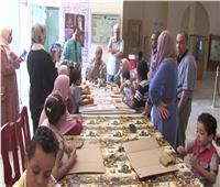«النحات الصغير».. تنظيم ورشة عمل للأطفال ذوي الاحتياجاتبالوادي الجديد