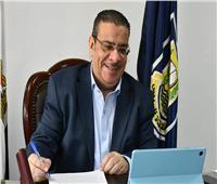 رئيس جامعة القناة يشارك في اجتماع المجلس الأعلى لشئون خدمة المجتمع