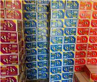 تموين الغربية: ضبط مصنع سناكس غير مرخص