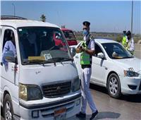 «المرور» يرصد 4187 مخالفة على الطرق السريعة خلال 24 ساعة