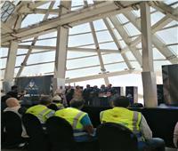 المتحف الكبير يعرض فليم وثائقي لعملية نقل مركب خوفو   فيديو