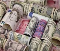هبوط جماعي لأسعار العملات الأجنبية في بداية تعاملات الأربعاء