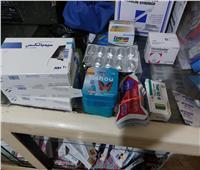ضبط عقاقير خاصة بالشركات وأخرى مهربة في حملة على صيدليات السويس
