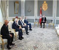 قيس سعيد: لا أحد فوق القانون في تونس