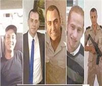 «يا نحكمكم يا نقتلكم»| «لوحة الشرف» لشهداء الشرطة فى فض رابعة والنهضة